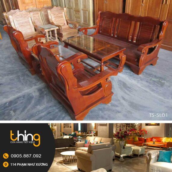 salon gỗ Đài Loan xoan ta