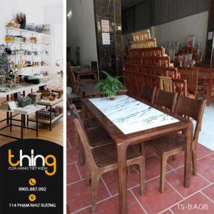 bộ bàn ăn Thing Store TS-BA08
