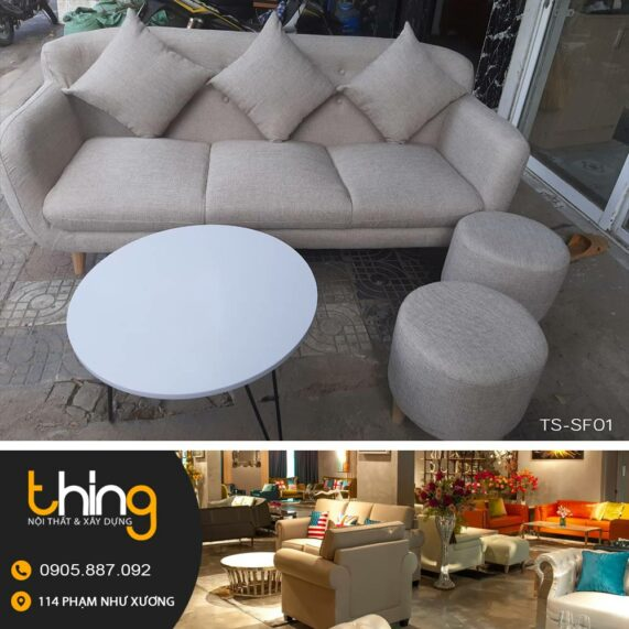 Sofa Don Mau Trang