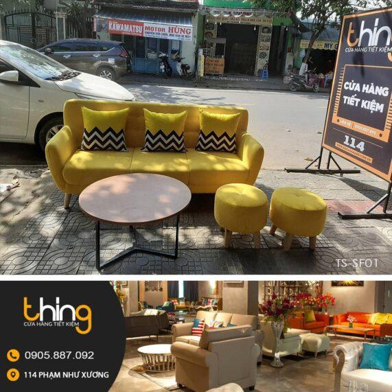 Sofa Gia Re Da Nang