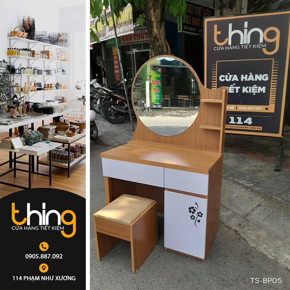 Ban Phan Go Cong Nghiep Guong Tron