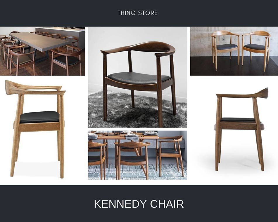 Kennedy Chair By Thing Store