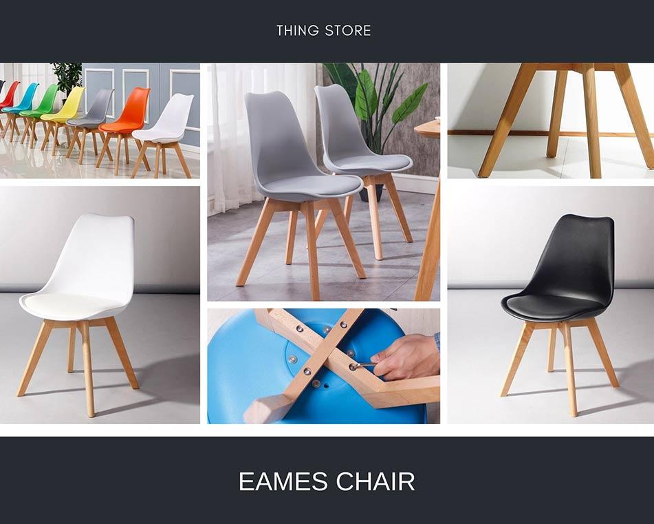 Mua Ghe Eames Dem