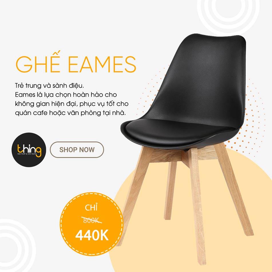 ghế Eames giá rẻ tại Đà Nẵng