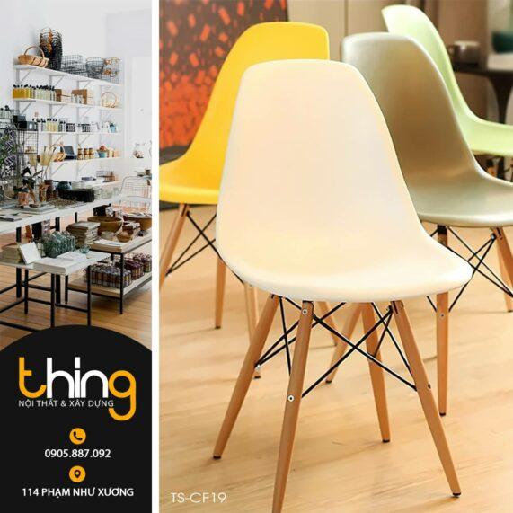ghế Eames nhựa giá rẻ Đà Nẵng