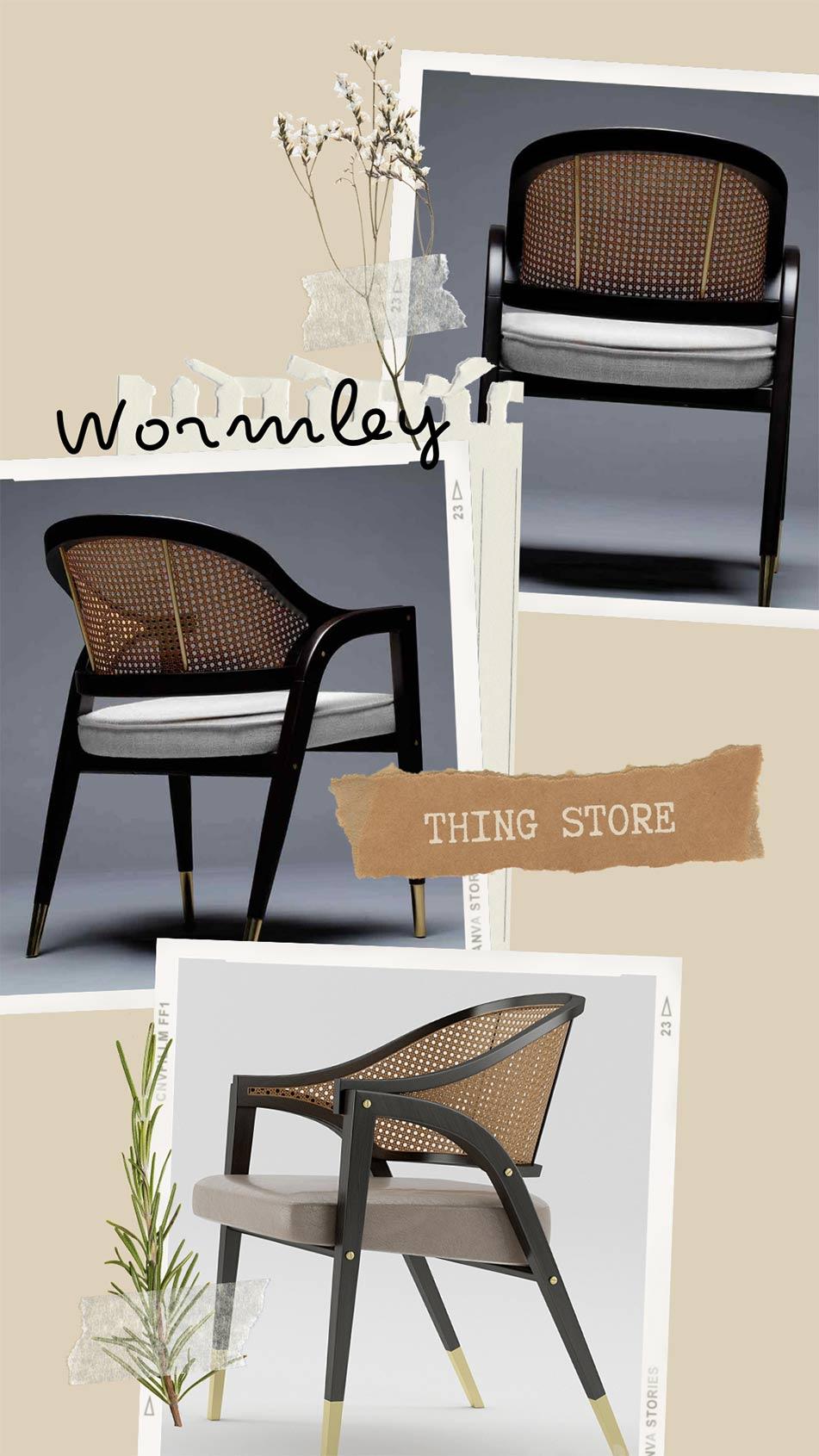 ghe wormley thing store da nang