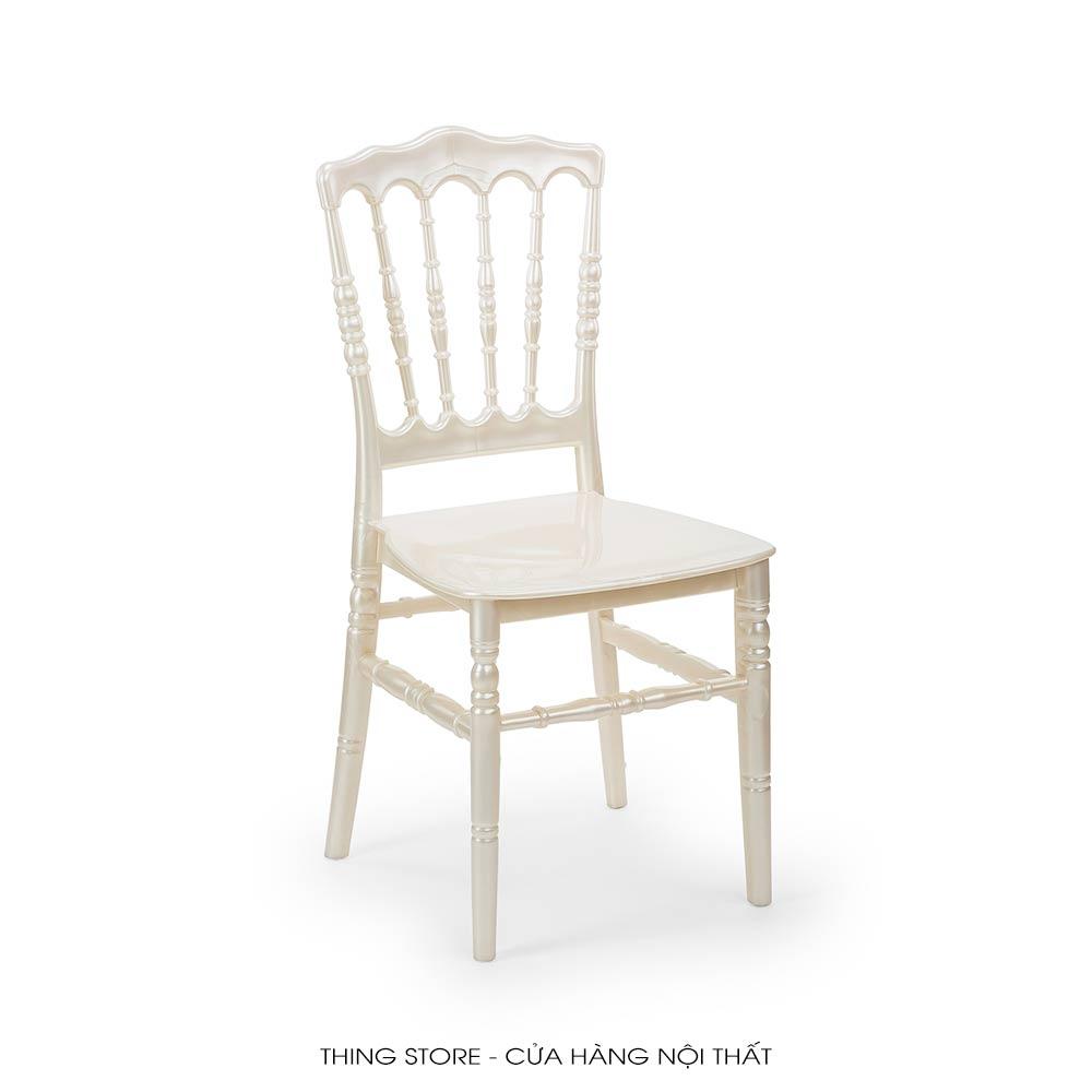 ghế Napoleon trắng