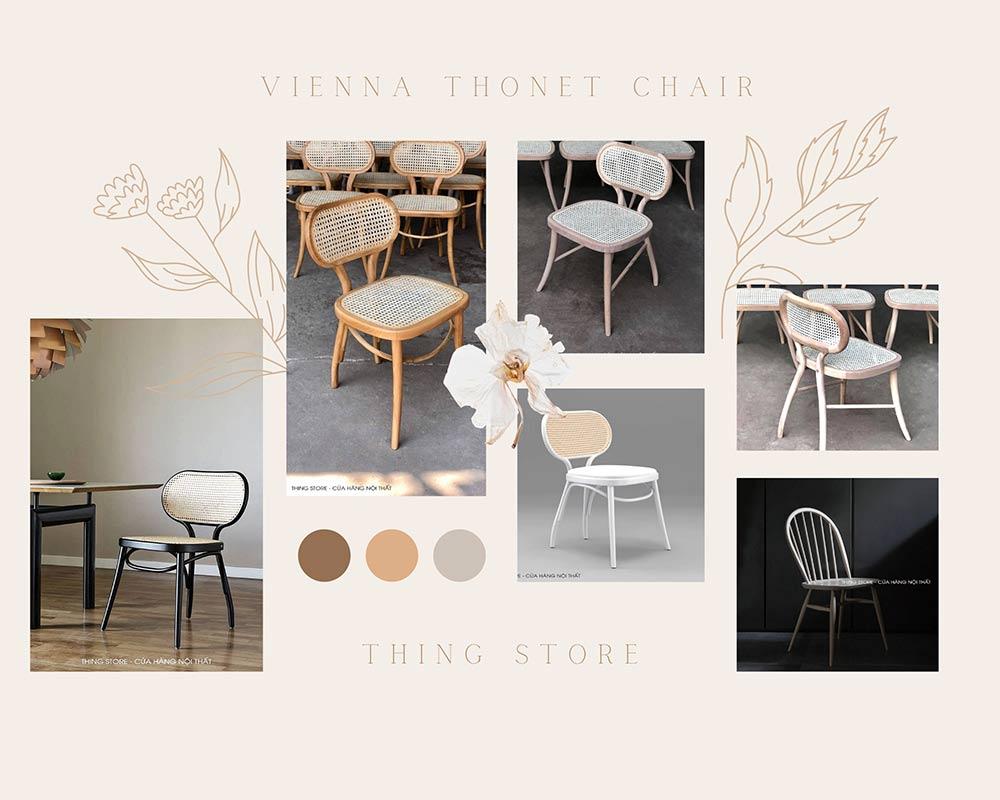 Ghế Vienna Thonet Thing Store
