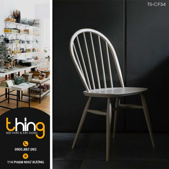 ghế cafe Windsor của Thing Store